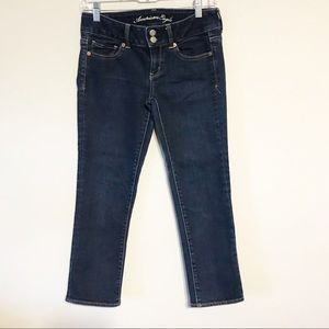 American Eagle Artist Crop Stretch Jeans